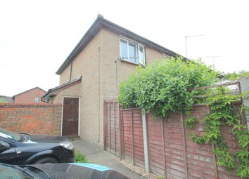 Thumbnail 1 bedroom end terrace house to rent in Nash Close, Lawford, Manningtree