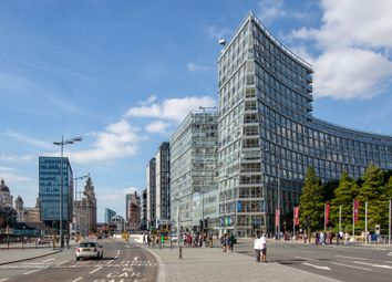Thumbnail 2 bed flat for sale in Strand Street, Liverpool