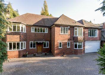 Thumbnail 6 bed detached house for sale in Harborne Road, Edgbaston, Edgbaston