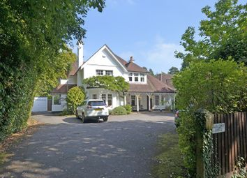 Thumbnail 4 bed detached house for sale in Moorside Road, West Moors, Ferndown