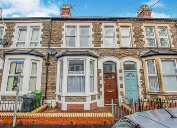 Thumbnail 2 bed terraced house for sale in Lyndhurst Street, Canton, Cardiff