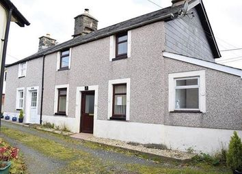Thumbnail 2 bed semi-detached house for sale in Penrhos, Cwmllinau, Machynlleth