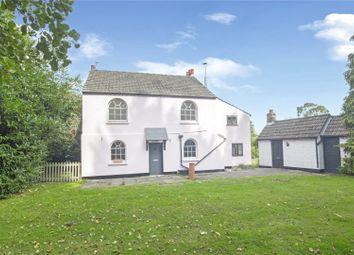 Thumbnail 4 bed detached house for sale in Copsem Lane, Esher, Surrey