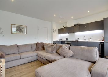 Thumbnail 2 bed flat for sale in Roman House, Hanworth Lane, Chertsey, Surrey