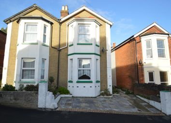 Thumbnail 3 bed semi-detached house for sale in Well Street, Ryde