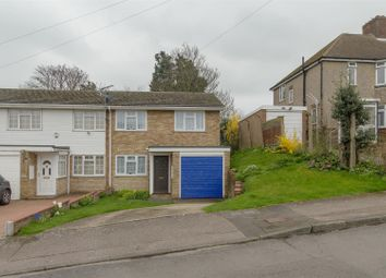 Thumbnail 3 bedroom end terrace house for sale in Johnson Road, Sittingbourne