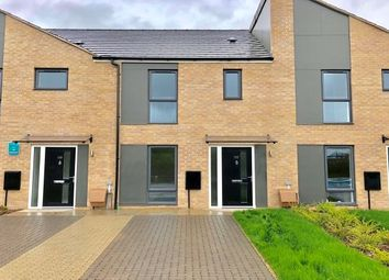 Thumbnail 2 bedroom town house to rent in Abbey Meadows, Leicester