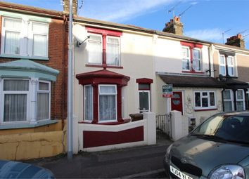 Thumbnail 3 bed terraced house to rent in Granville Road, Gillingham, Kent