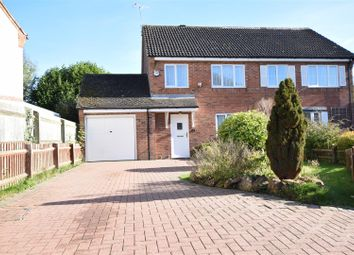 Thumbnail 3 bed semi-detached house for sale in Hardwick Park, Banbury