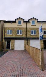 Thumbnail 3 bed semi-detached house for sale in Prospect Villas, Birkett Street, Cleckheaton, West Yorkshire.