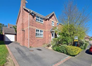 Thumbnail 4 bed detached house for sale in Merryfields, Strood, Rochester, Kent
