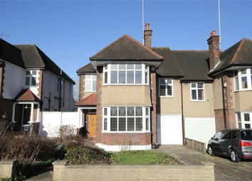 Thumbnail 4 bed semi-detached house to rent in Bush Hill, London