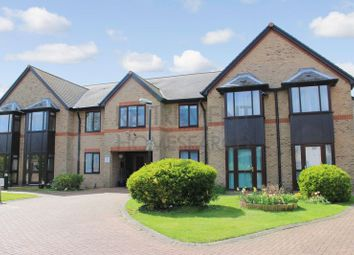 Thumbnail 2 bed flat for sale in Ashleigh Court, Huntingdon