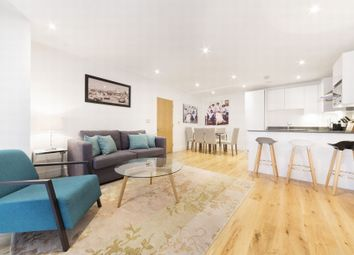 Thumbnail 2 bedroom flat to rent in St Vincent Court, 5 Hoy Street, Canning Town, London