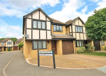 Thumbnail 4 bed detached house to rent in Edgell Road, Staines-Upon-Thames, Surrey