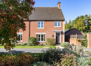 Thumbnail 3 bedroom end terrace house for sale in University Farm, Moreton In Marsh, Gloucestershire