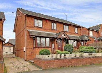 Thumbnail 3 bed semi-detached house for sale in Wereton Road, Audley, Stoke-On-Trent