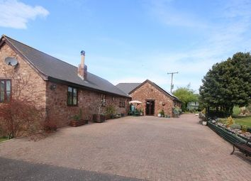 Thumbnail 4 bedroom detached house for sale in Williton, Taunton