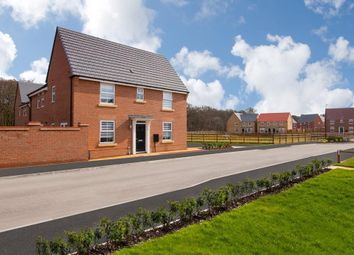 "Thumbnail 3 bed detached house for sale in ""Hadley"" at Bridlington Road, Stamford Bridge, York"