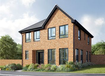Thumbnail 4 bed detached house for sale in Rilshaw Lane, Winsford, Cheshire
