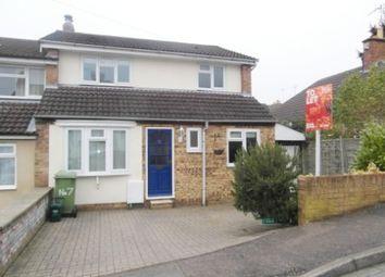 Thumbnail 3 bed semi-detached house to rent in Hamilton Street, Cheltenham
