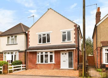 Thumbnail 3 bed detached house for sale in Blackdown Road, Deepcut, Camberley