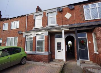 3 bed terraced house for sale in Pontefract Road, Ferrybridge, Knottingley WF11