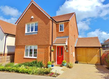Thumbnail 3 bed detached house for sale in Wood Sage Way, Stone Cross, Pevensey