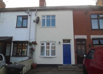 Thumbnail 2 bedroom terraced house to rent in Leicester Road, Sutton In The Elms, Broughton Astley, Leicester