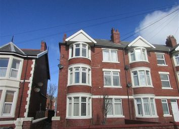 Thumbnail 2 bed flat for sale in Burlington Road, Blackpool