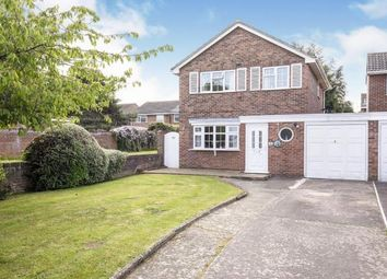 Thumbnail 3 bed detached house for sale in Hawk Close, Abbeydale, Gloucester, Gloucestershire