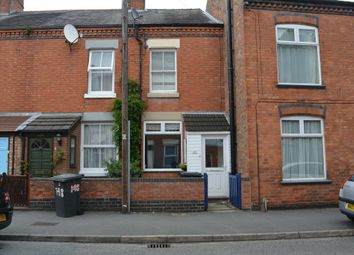 Thumbnail 2 bedroom terraced house for sale in Lansdowne Road, Leicester