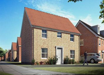 "Thumbnail 4 bed detached house for sale in ""The Gatcombe"" at Carsons Drive, Great Cornard, Sudbury"