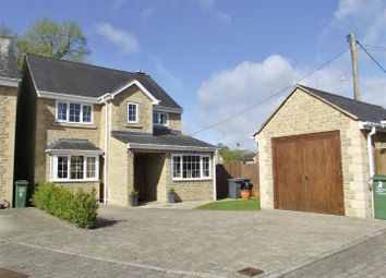 Thumbnail 4 bed detached house for sale in Woodland View, Calne