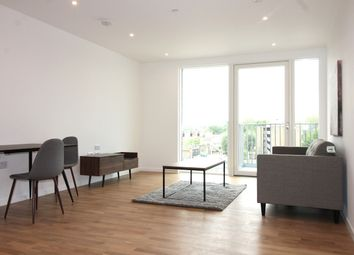 Thumbnail 1 bed flat to rent in Lacewood Apartments, Deptford Landings, London