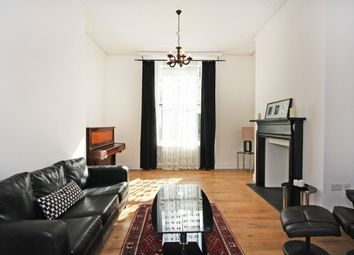 Thumbnail 4 bed flat to rent in Holland Road, London