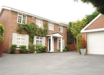 Thumbnail 4 bed detached house to rent in Dorian Drive, Ascot