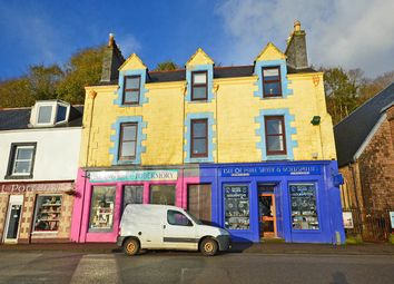 Thumbnail 3 bed flat for sale in 43 Main Street, Tobermory, Isle Of Mull