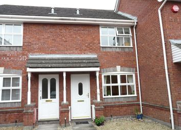Thumbnail 2 bed terraced house for sale in Hambledon Road, Worle, Weston-Super-Mare