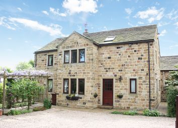 Thumbnail 3 bed detached house to rent in Old Mount Farm, Woolley, Wakefield