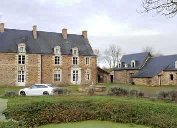 Thumbnail 8 bed property for sale in Le Lion-D'angers, Pays De La Loire, 49220, France