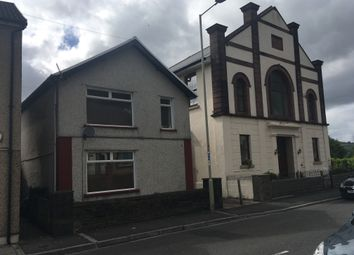 Thumbnail 3 bed detached house to rent in Station Square, Merthyr Vale