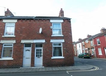 Thumbnail 2 bed end terrace house to rent in Aubrey Street, Middlesbrough