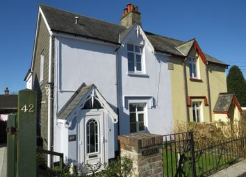 Thumbnail 3 bed cottage for sale in Tavistock Road, Roborough, Plymouth