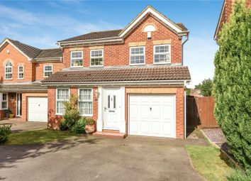 Thumbnail 4 bed detached house for sale in Essex Rise, Warfield, Bracknell, Berkshire