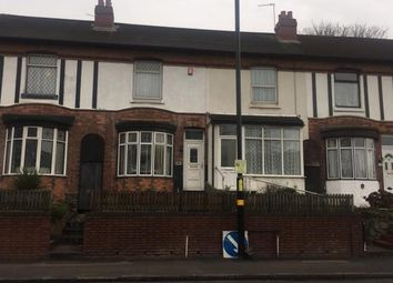 Thumbnail 2 bed terraced house for sale in Brookvale Road, Witton, Birmingham, West Midlands