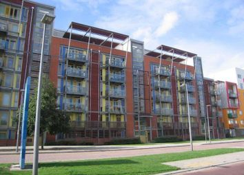 Thumbnail 2 bed flat to rent in Edison Court, North Greenwich