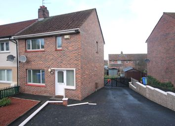 Thumbnail 2 bedroom semi-detached house to rent in Hillfoot Road, Ayr