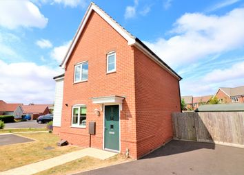 Thumbnail 1 bed end terrace house for sale in Elm Street, Dereham
