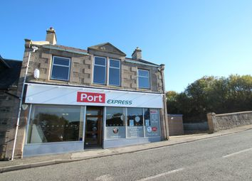 Thumbnail Commercial property for sale in Station Road, Portgordon